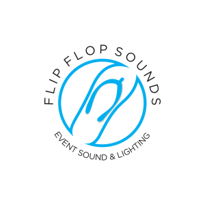 Flip Flop Sounds Logo png