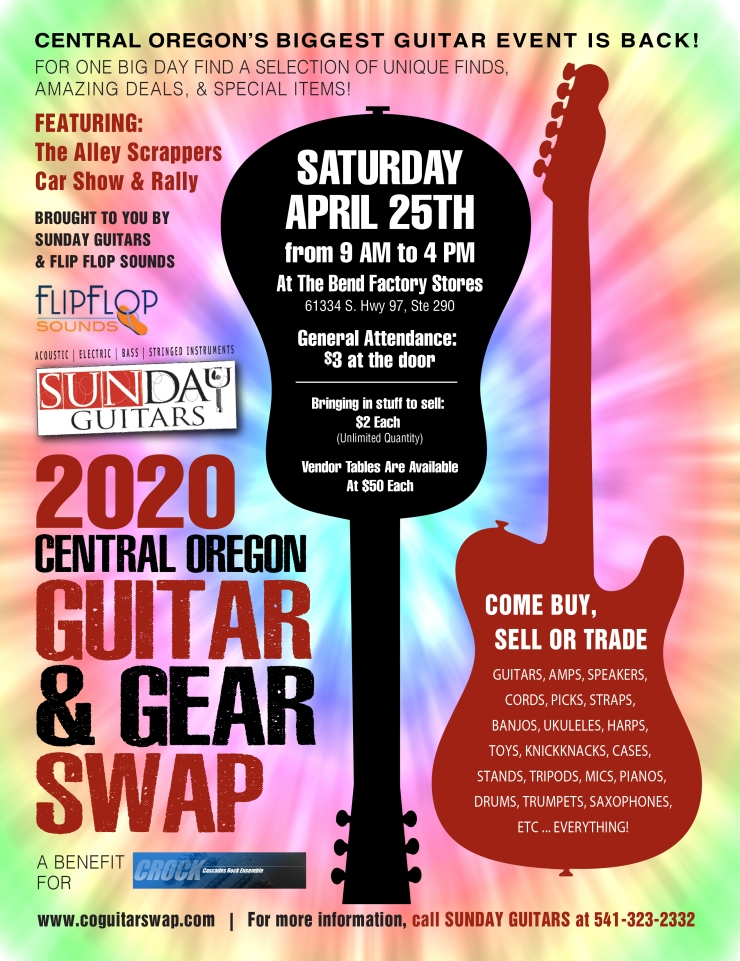 2020 guitarswap